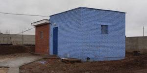 Капитальный ремонт водозаборного узла