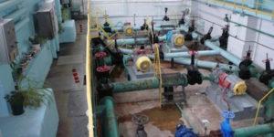 Внедрение системы оперативного диспетчерского управления водоснабжением города Троицка